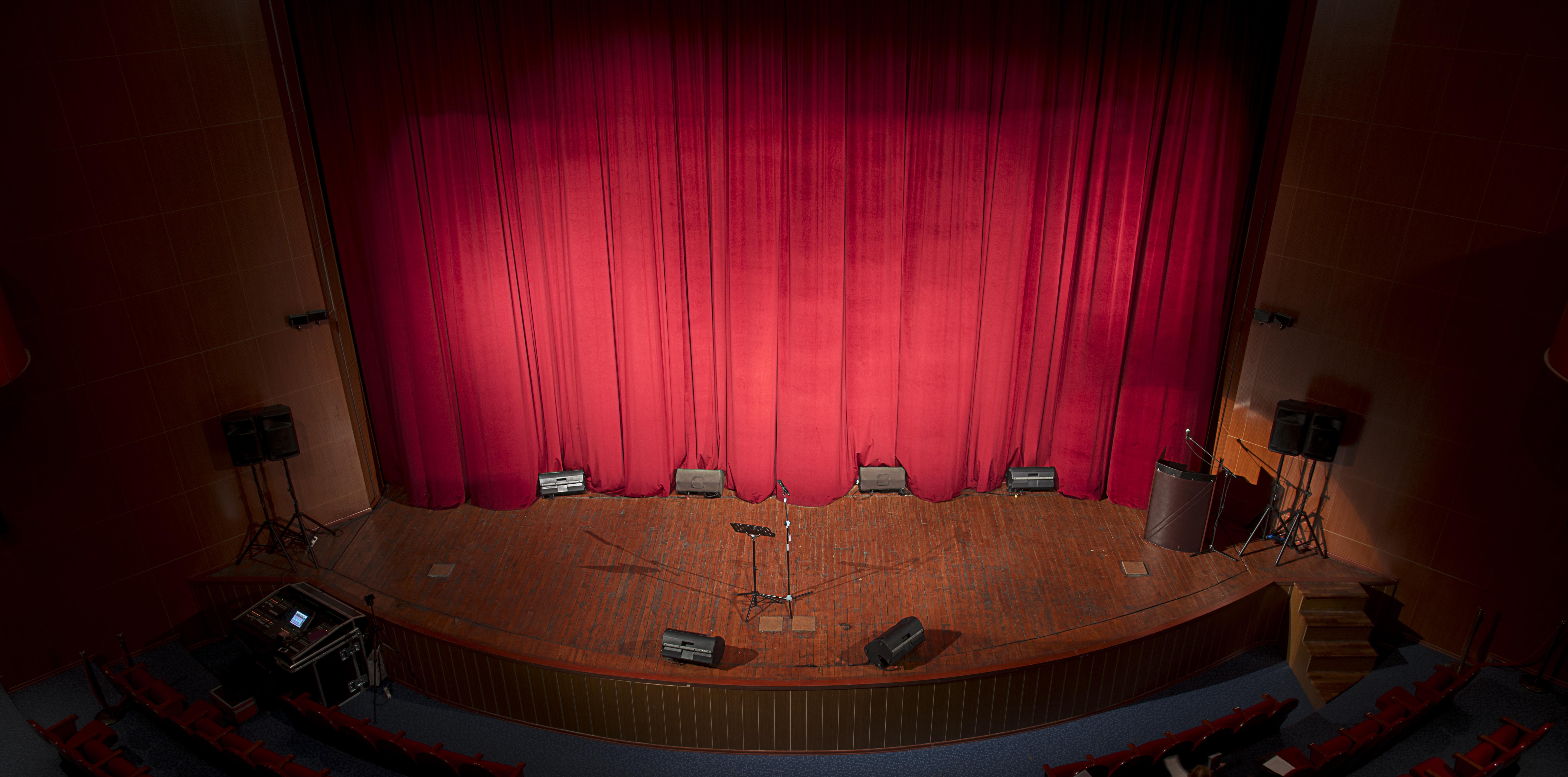 Scenen